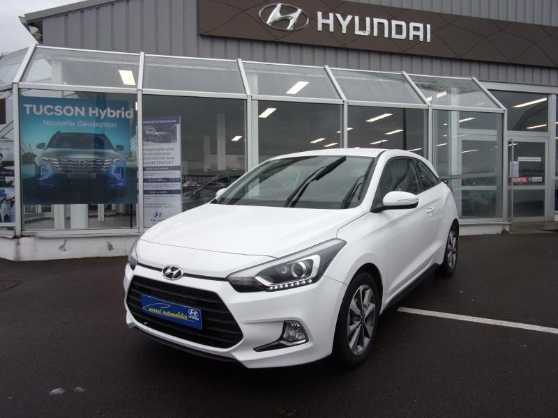 Hyundai i20 Coupe 1.2 84 Intuitive Essence BLANC Occasion à vendre