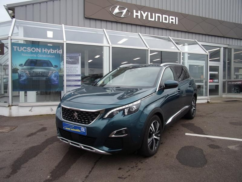 Photo 1 de l'offre de PEUGEOT 5008 2.0 BlueHDi 180ch S&S Allure Business EAT8 à 29750€ chez Courant automobiles