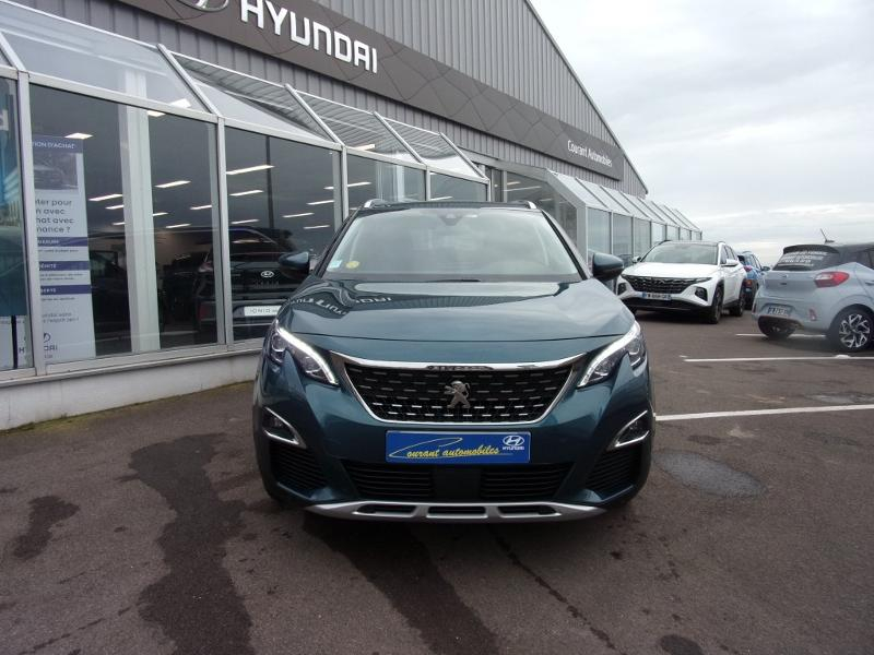 Photo 2 de l'offre de PEUGEOT 5008 2.0 BlueHDi 180ch S&S Allure Business EAT8 à 29750€ chez Courant automobiles