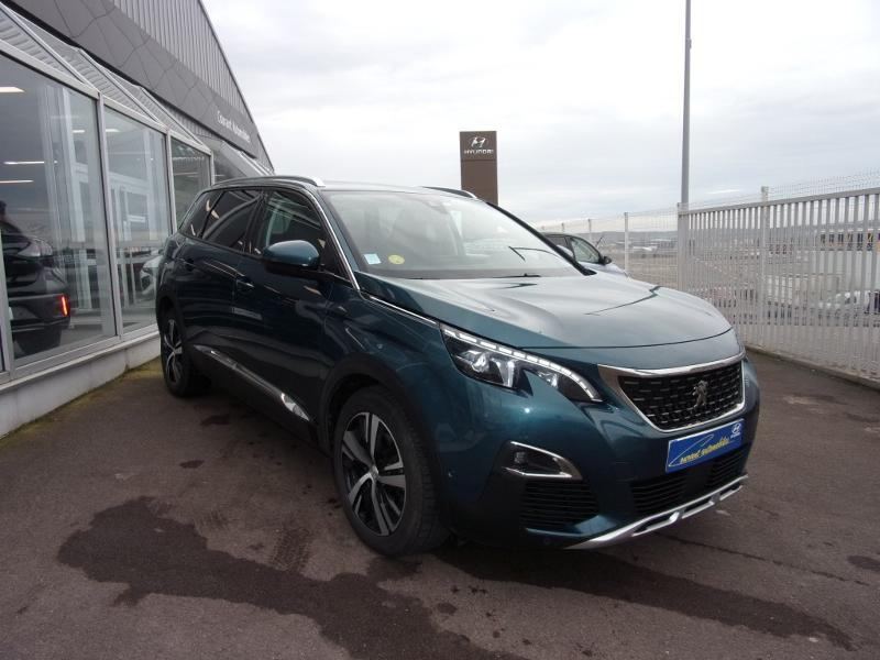 Photo 3 de l'offre de PEUGEOT 5008 2.0 BlueHDi 180ch S&S Allure Business EAT8 à 29750€ chez Courant automobiles