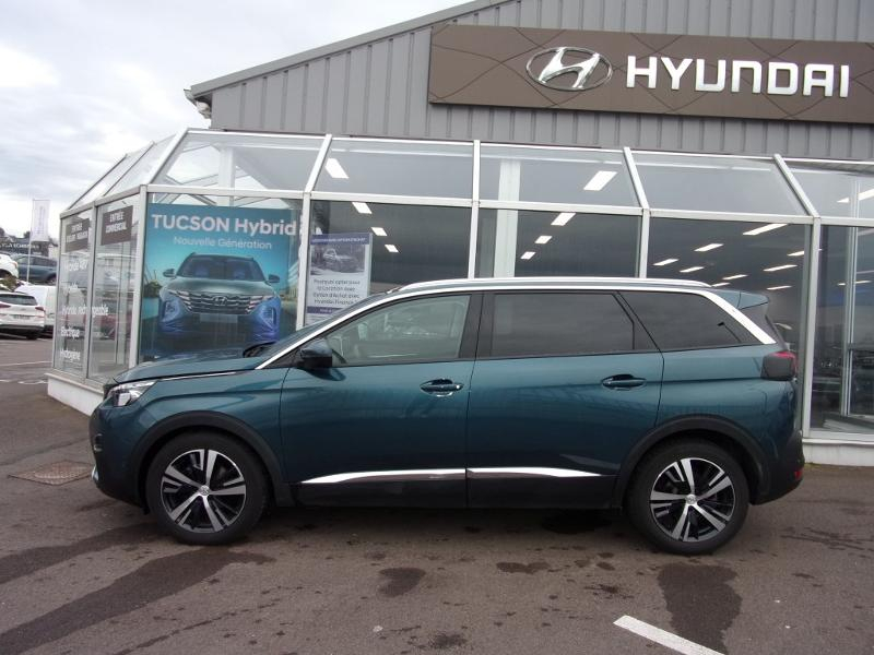 Photo 4 de l'offre de PEUGEOT 5008 2.0 BlueHDi 180ch S&S Allure Business EAT8 à 29750€ chez Courant automobiles