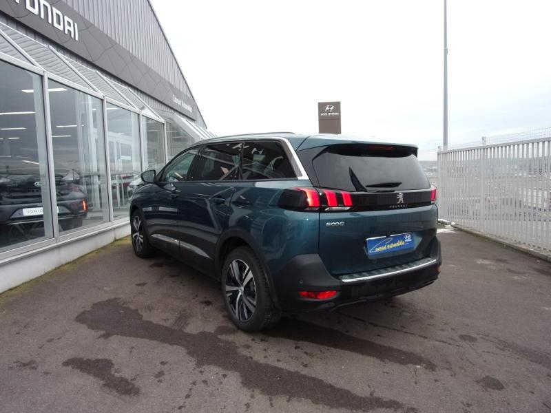 Photo 5 de l'offre de PEUGEOT 5008 2.0 BlueHDi 180ch S&S Allure Business EAT8 à 29750€ chez Courant automobiles