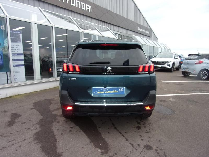 Photo 6 de l'offre de PEUGEOT 5008 2.0 BlueHDi 180ch S&S Allure Business EAT8 à 29750€ chez Courant automobiles