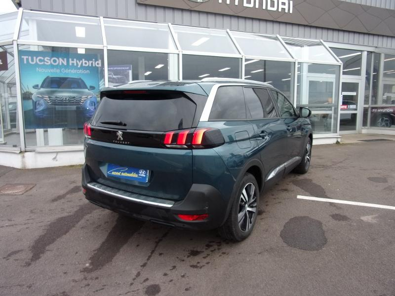Photo 7 de l'offre de PEUGEOT 5008 2.0 BlueHDi 180ch S&S Allure Business EAT8 à 29750€ chez Courant automobiles
